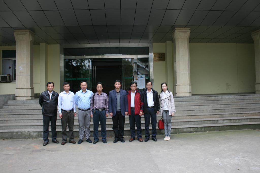 平一行四人访问华中农业大学工学院,受到刘朝晖书记、廖庆喜院长