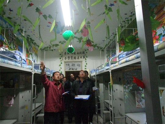 动物科学学院成功举办宿舍设计大赛-塔里木大学新闻